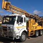 UDR 650 Type Drill Rig